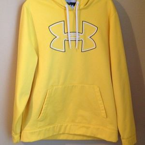 Under Armour Storm Hoodie Size